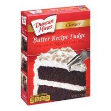 Classic Butter Recipe Fudge Moist Cake Mix