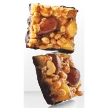 Apple Almond and Peanut Dark Chocolate Snack Bar 1.2 Ounce
