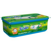 Sweeper Febreze Sweet Citrus and Zest Scent Wet Mopping Pad Refills Only