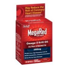 Ultra Strength Omega 3 Krill Oil 1000 mg Softgels
