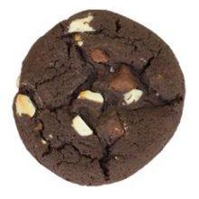 White Fudge Brownie Cookie 8 Ounce
