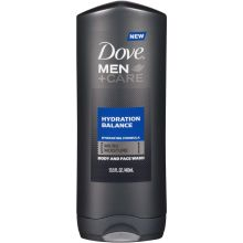 Men Plus Care Hydration Balance Body and Face Wash