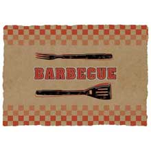 100 Percent Kraft Barbecue Paper Placemat