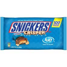 Fun Size Crisper Candy