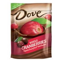 Silky Smooth Dark Chocolate with Whole Cranberries 17 Ounce