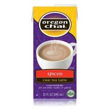 Concentrate Spiced Chai Tea Latte