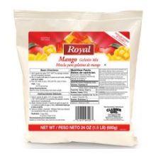 Royal Mango Gelatin Mix