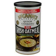 Irish Oatmeal Steel Cut Quick and Easy Oats