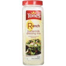 Tones Buttermilk Ranch Dressing Mix