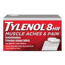 8 Hour Muscle Aches and Pains Caplet