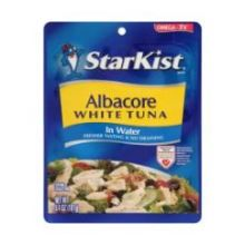 Chunk Light Albacore White Tuna in Water