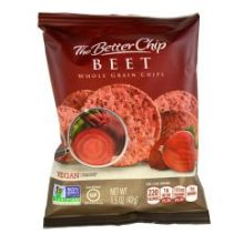 Beet with Sea Salt Tortilla Chips