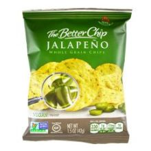 Jalapeno with Sea Salt Tortilla Chips