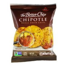 Chipotle with Sea Salt Tortilla Chips