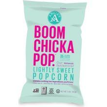 Lightly Sweet Popcorn