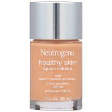 Healthy Skin SPF 20 Warm Beige Liquid Makeup