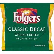 Decaffeinated Classic Roast Satellite Ground Coffee