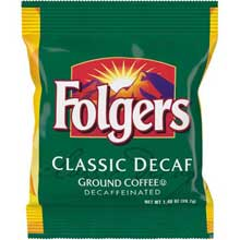 Decaffeinated Classic Roast Ground Coffee 1.4 Ounce