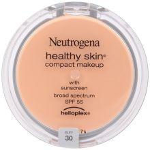 Healthy Skin with Helioplex SPF 55 Buff Compact Powder Foundation