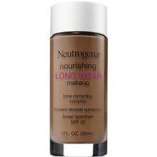 SPF 20 Nourishing Long Wear Chestnut Liquid Makeup