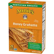 Organic Honey Graham Cracker