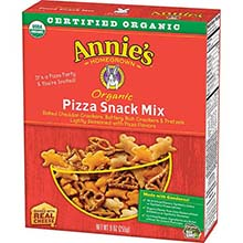 Organic Pizza Snack Mix