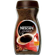 Clasico Instant Coffee in Jar