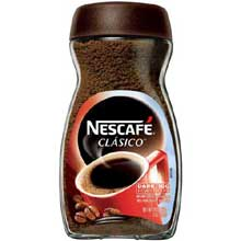 Clasico Dark Roast Instant Coffee