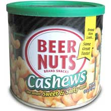Cashew Nuts Can