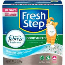 Odor Shield Scented Scoopable Cat Litter