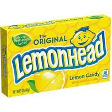 The Original Lemon Candy Theater Box
