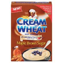 Maple Brown Sugar Hot Cereal