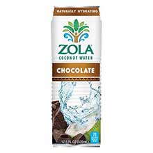 Coconut Water with Chocolate