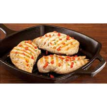 Square Cast Iron Grill Pan