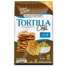 Sea Salt Tortilla Chips
