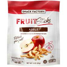 Apple Sticks Pretzel Crisps