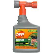 Backyard Pre Treat Bug Control