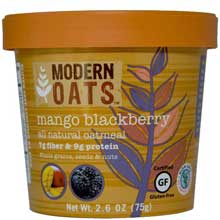 Mango Blackberry Oatmeal 75 Gram