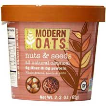 Nuts and Seeds Oatmeal 65 Gram