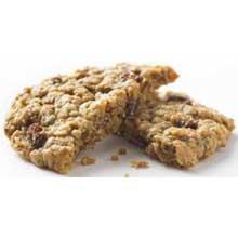 Whole Grain Oatmeal Raisin Cookie