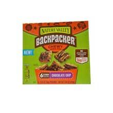 Backpacker Chocolate Chip Oatmeal Bites