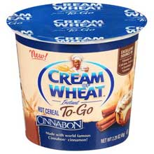 Instant To Go Cinnabon Hot Cereal