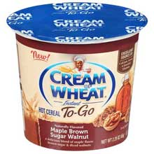 Instant To Go Maple Brown Sugar Walnut Hot Cereal