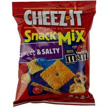 Cheez It Sweet Salty Snack Mix