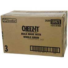 Cheez It Whole Grain Cracker