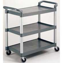 Large 3 Tier Trolley