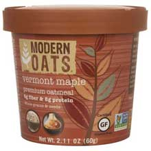 Vermont Maple Oatmeal 60 Gram