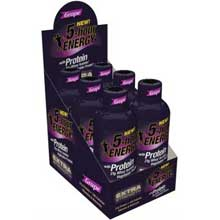 Grape Extra Strength Protein Shots
