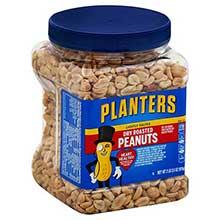 Light Salt Dry Roasted Peanuts