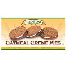 Fieldstone Bakery Oatmeal Creme Pie